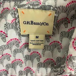 G.H. Bass & Co. Tops - G.H. BASS & CO. Top